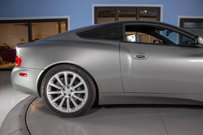 2003 Aston Martin Vanquish 15