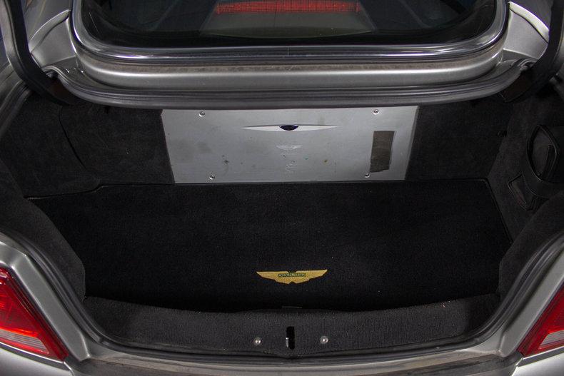 2003 Aston Martin Vanquish 19
