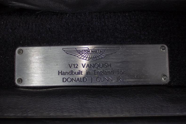 2003 Aston Martin Vanquish 26