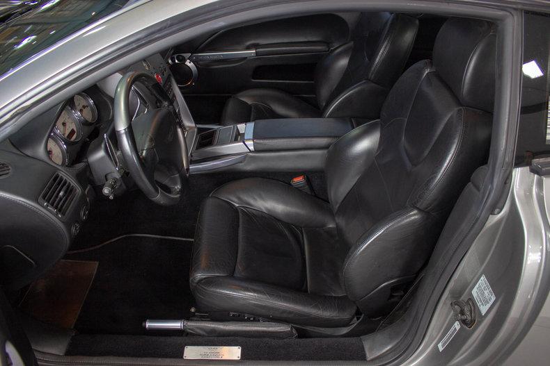 2003 Aston Martin Vanquish 23