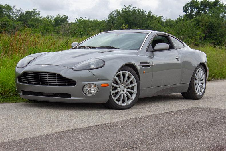 2003 Aston Martin Vanquish 34