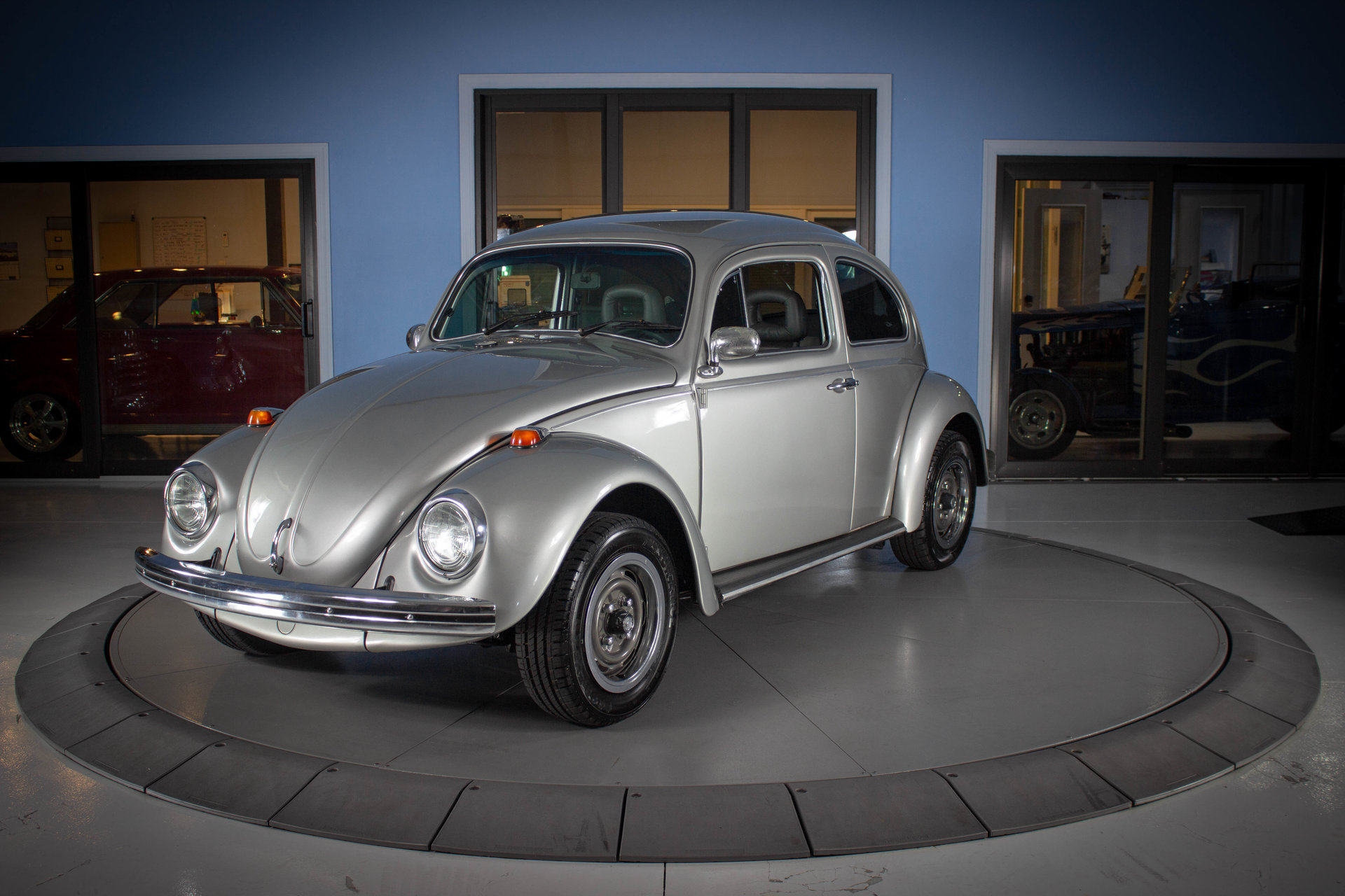 1974 volkswagen beetle classic cars used cars for sale. Black Bedroom Furniture Sets. Home Design Ideas