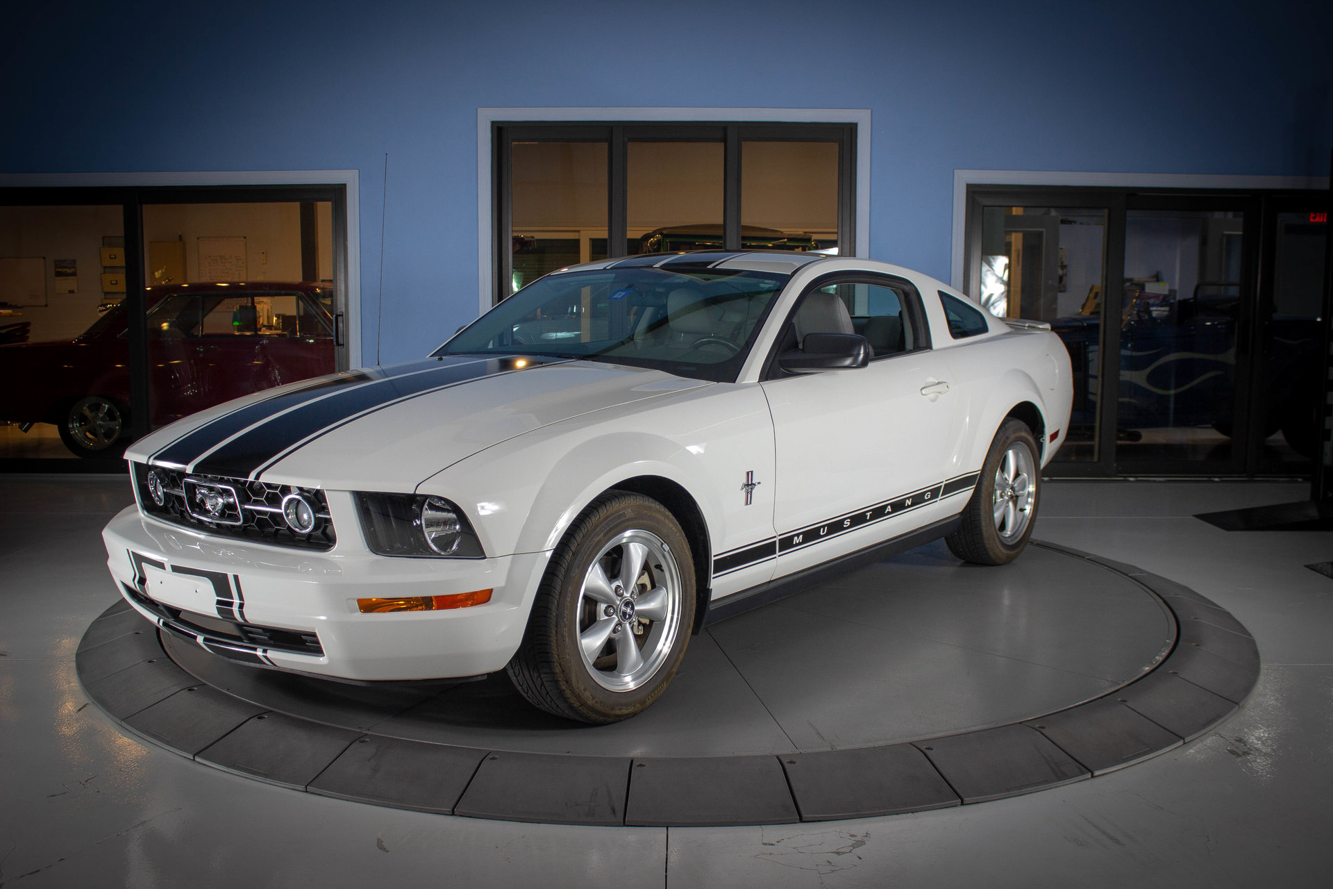 115896aa29698 hd 2007 ford mustang