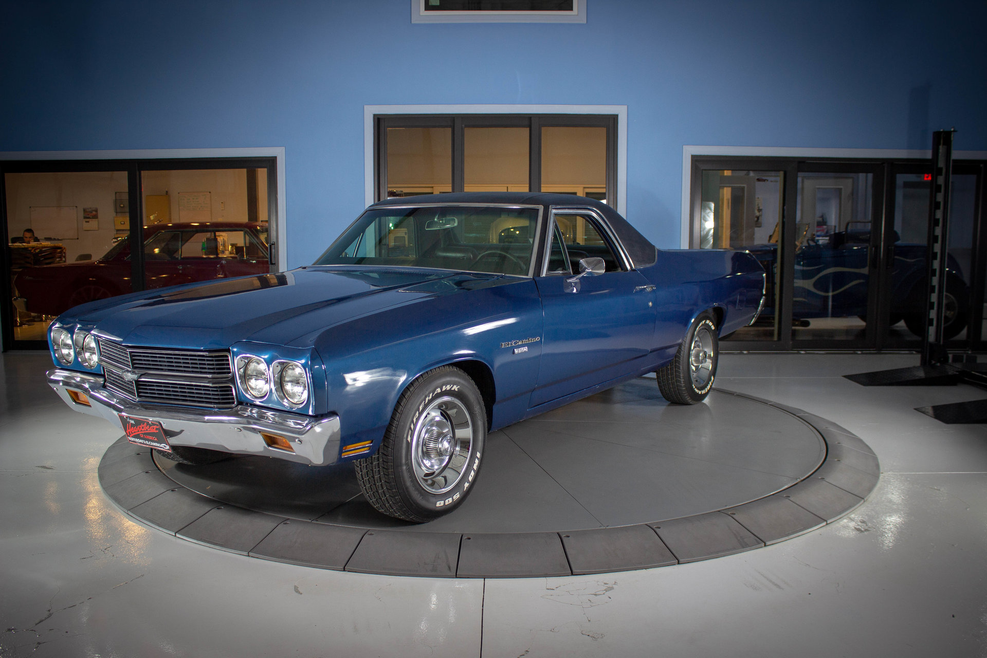 1970 chevrolet el camino classic cars used cars for sale in tampa fl. Black Bedroom Furniture Sets. Home Design Ideas