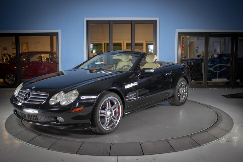 2004 Mercedes-Benz SL500 9