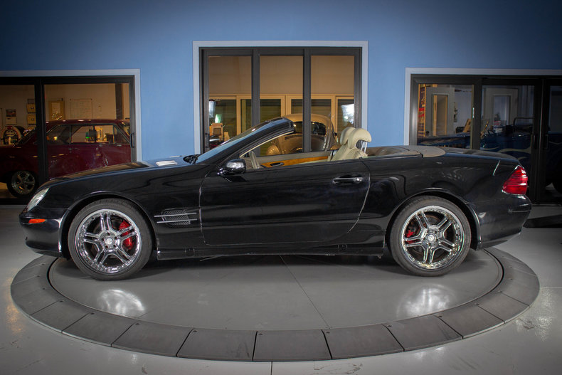 2004 Mercedes-Benz SL500 10