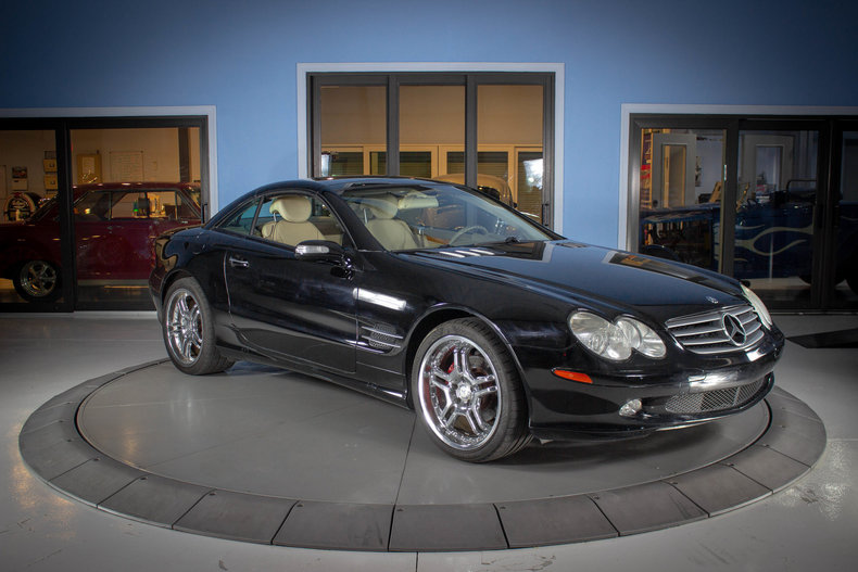 2004 Mercedes-Benz SL500 7