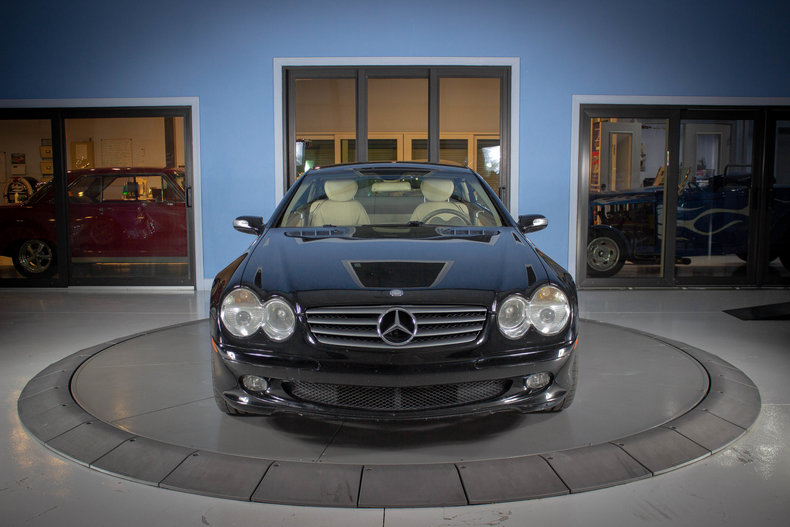 2004 Mercedes-Benz SL500 8