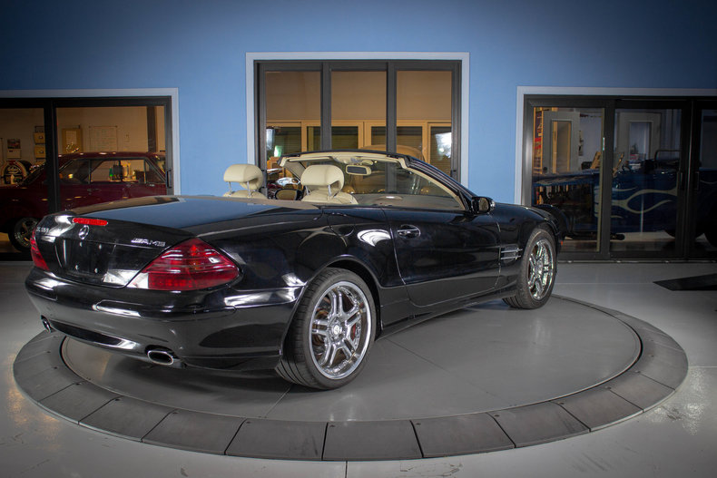 2004 Mercedes-Benz SL500 13