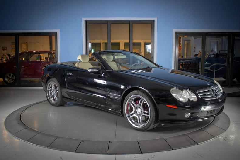 2004 Mercedes-Benz SL500 15