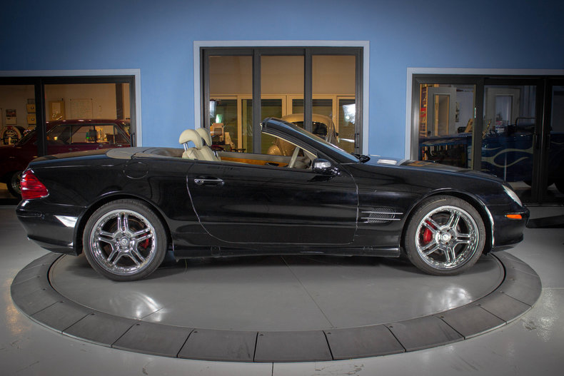2004 Mercedes-Benz SL500 14