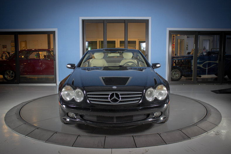 2004 Mercedes-Benz SL500 16