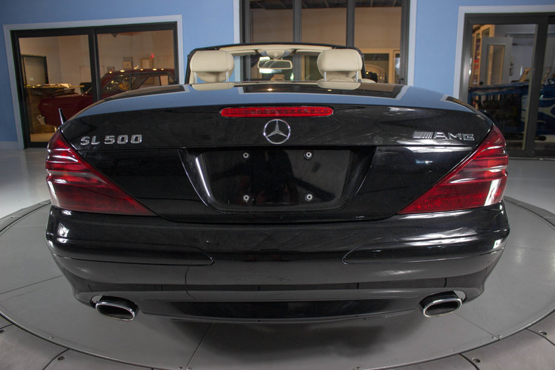 2004 Mercedes-Benz SL500 26
