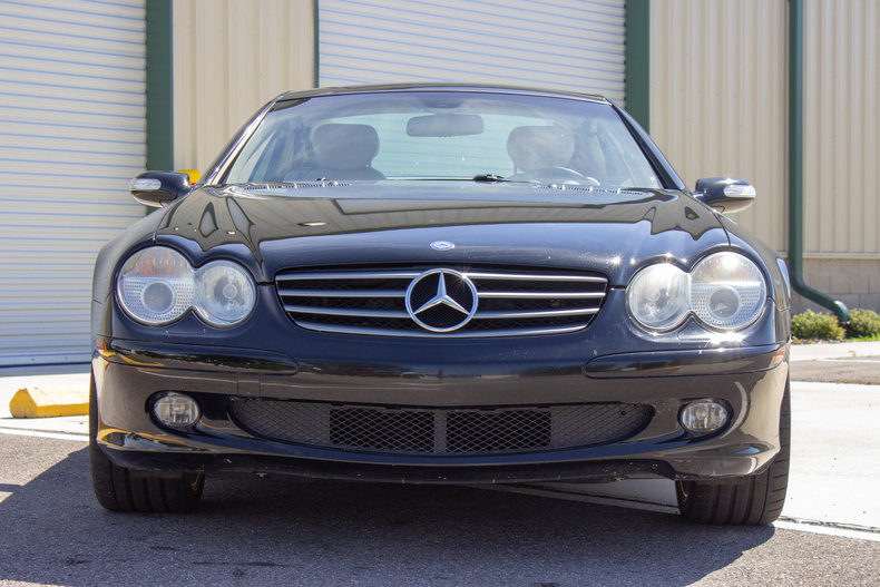 2004 Mercedes-Benz SL500 51