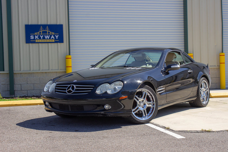 2004 Mercedes-Benz SL500 44