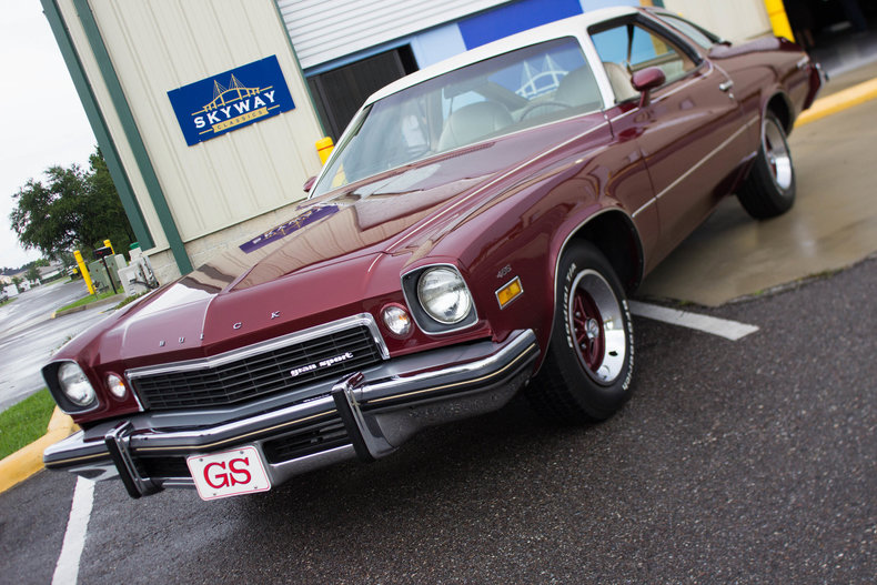 1974 Buick GS 31
