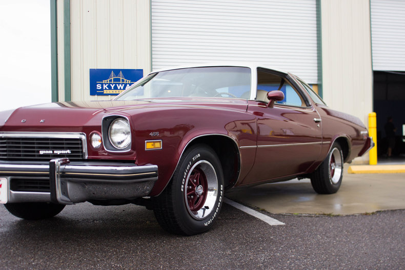 1974 Buick GS 32