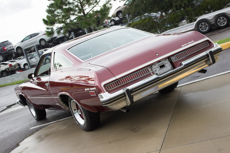 1974 Buick GS 37