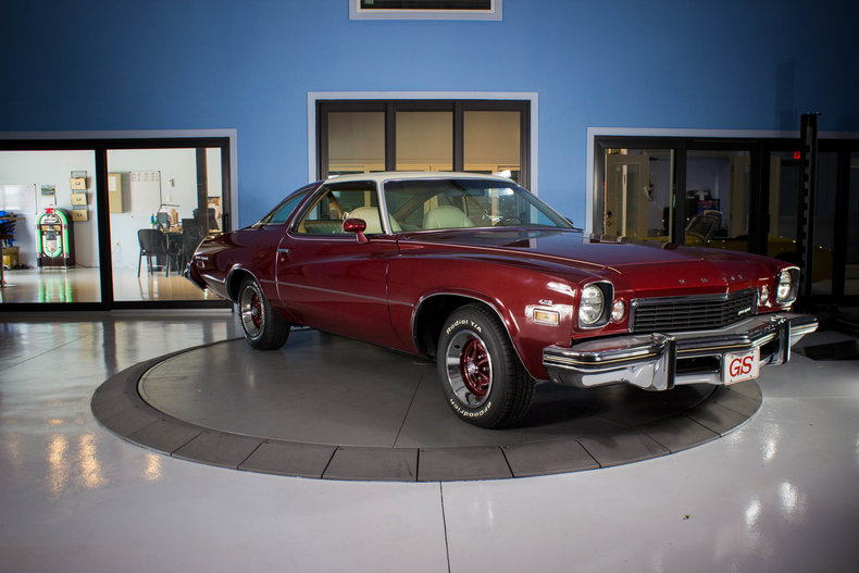 1974 Buick GS 44