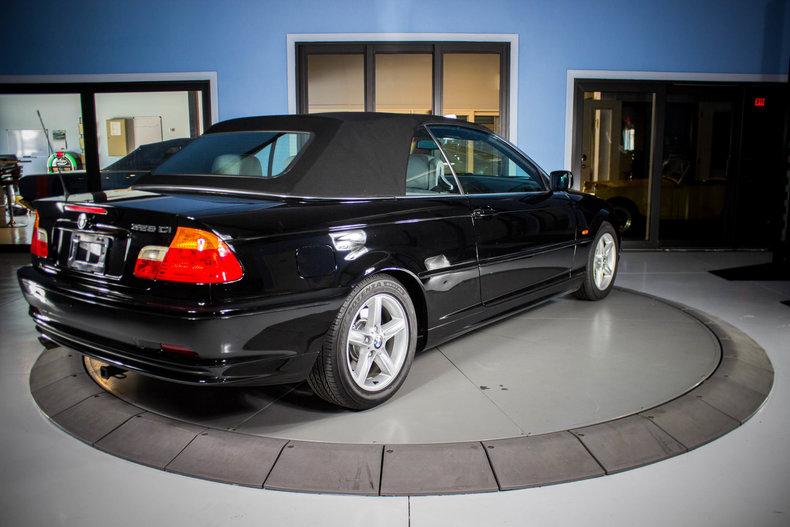 2002 BMW 325Ci 5