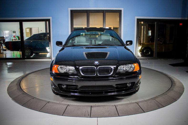 2002 BMW 325Ci 8