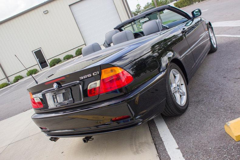 2002 BMW 325Ci 36