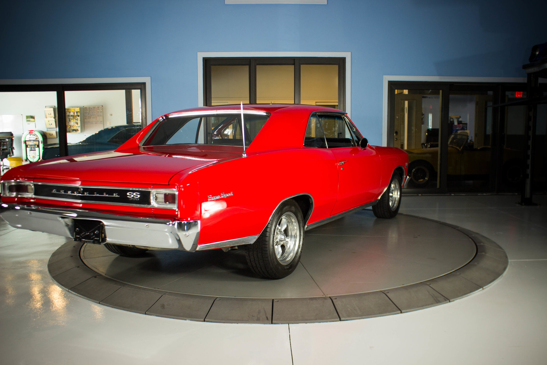 1966 Chevrolet Chevelle Ss Tribute Classic Cars Used For 396 Sale