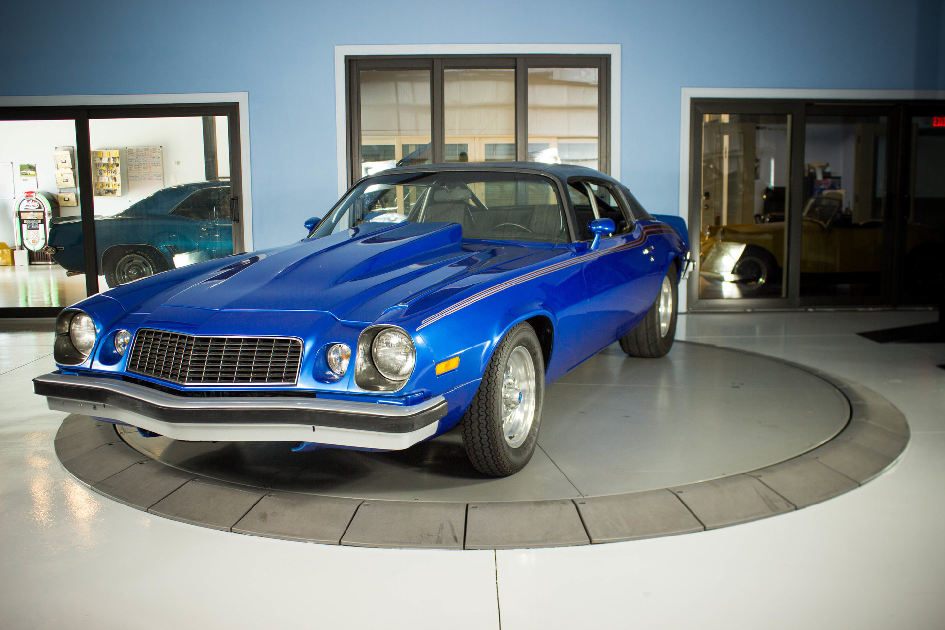 1974 Chevrolet Camaro Pro Street Classic Cars Amp Used