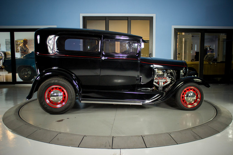 1928 Ford Model A 6