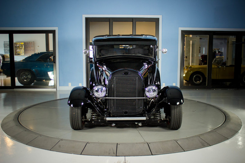 1928 Ford Model A 8