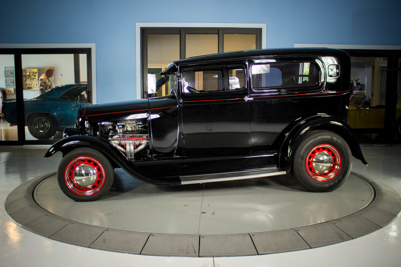 1928 Ford Model A 2