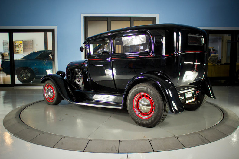 1928 Ford Model A 3