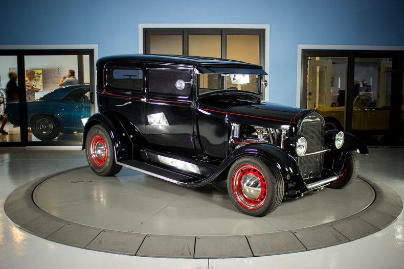 1928 Ford Model A 7