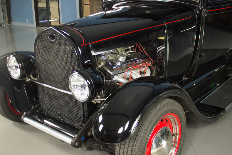 1928 Ford Model A 11