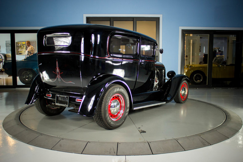 1928 Ford Model A 5