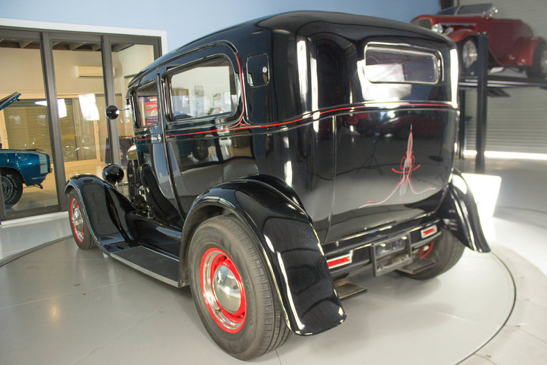1928 Ford Model A 14