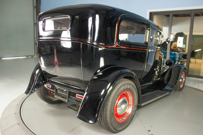 1928 Ford Model A 16