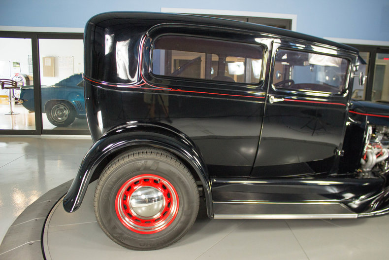 1928 Ford Model A 17