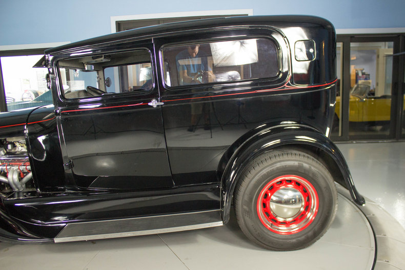 1928 Ford Model A 20