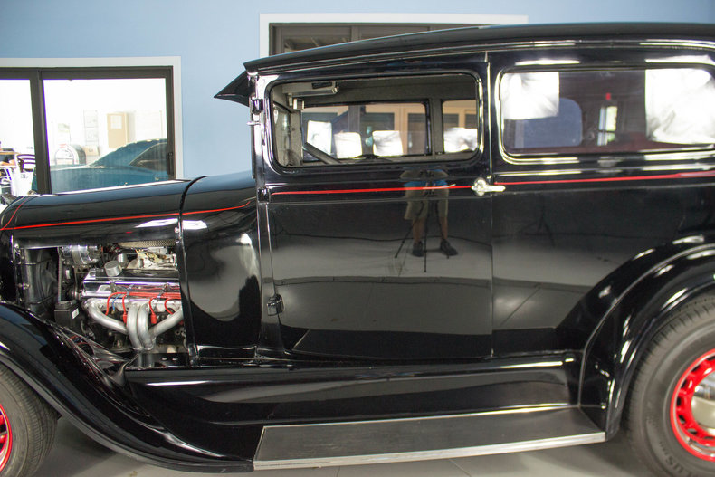 1928 Ford Model A 21