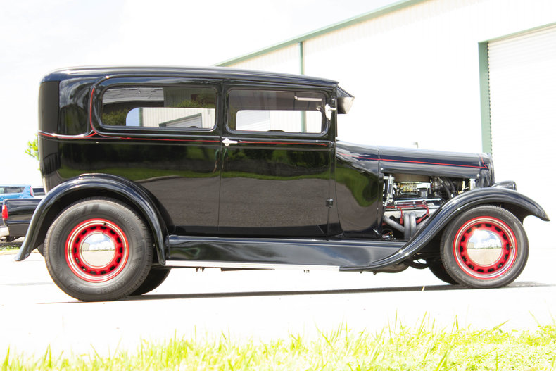 1928 Ford Model A 36