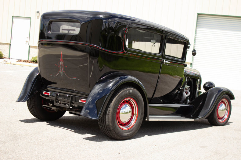 1928 Ford Model A 37