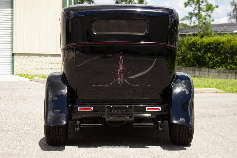 1928 Ford Model A 38