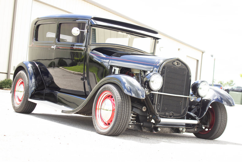 1928 Ford Model A 35