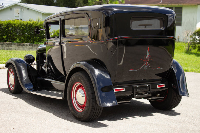 1928 Ford Model A 39