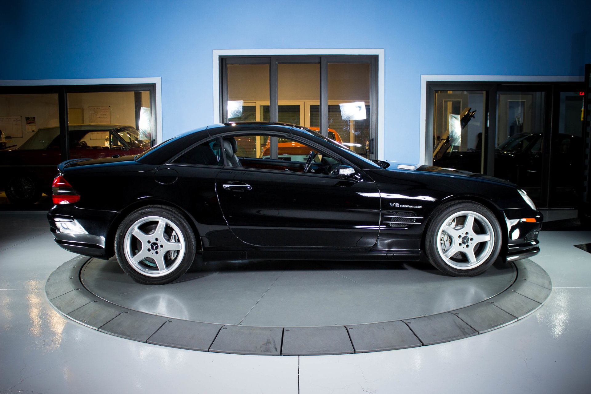2006 mercedes benz sl 55 classic cars used cars for sale in tampa fl. Black Bedroom Furniture Sets. Home Design Ideas