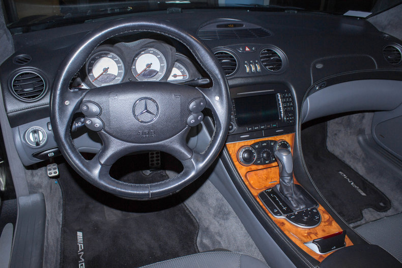 2006 2006 Mercedes Benz SL 55 For Sale