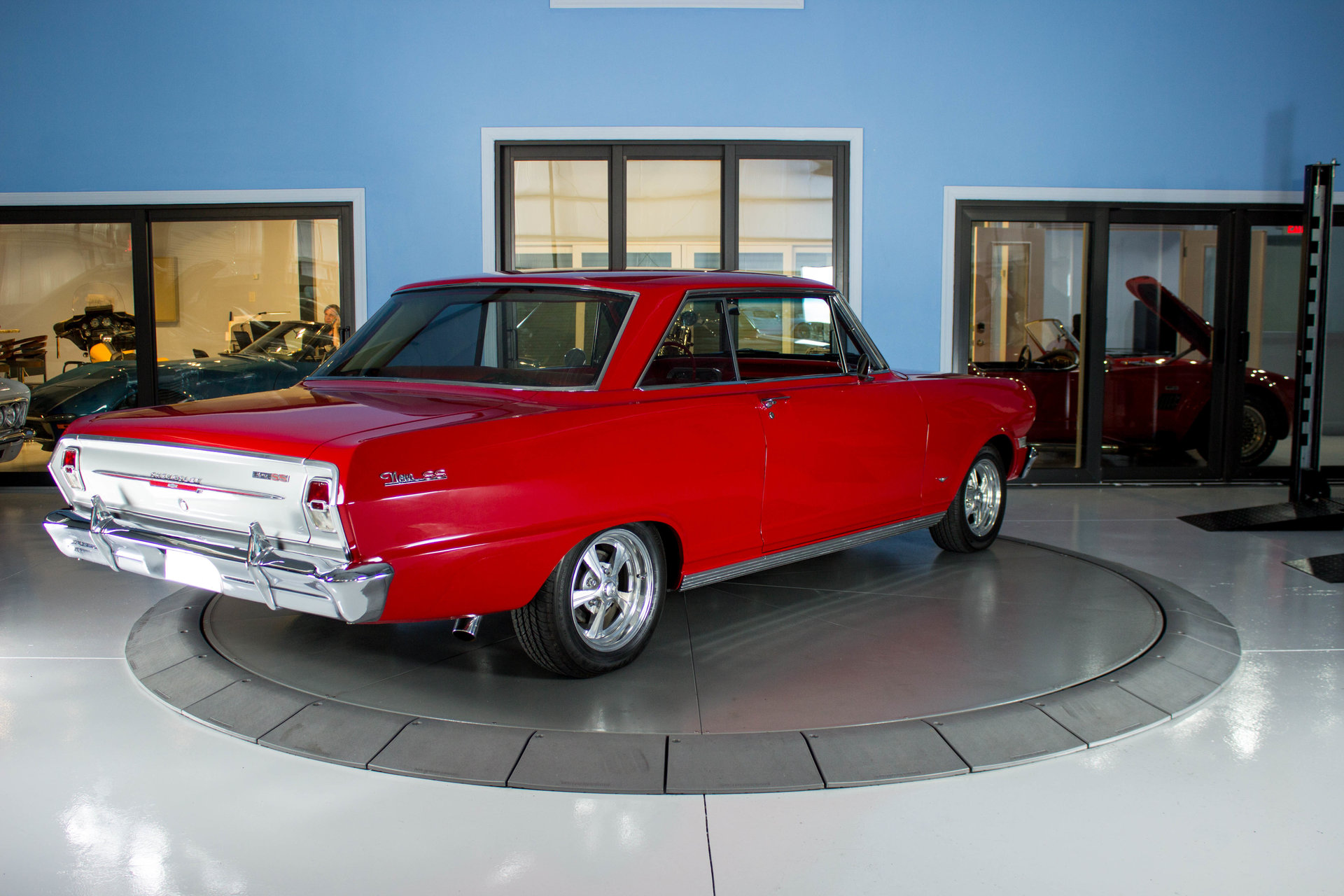 1963 Chevrolet Nova Ss Classic Cars Amp Used Cars For Sale