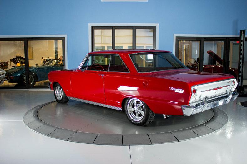 1963 Chevrolet Nova SS 3