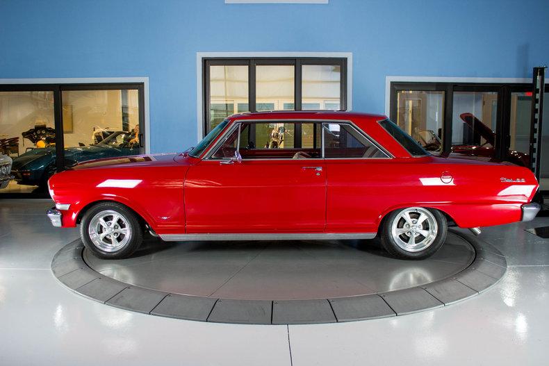 1963 Chevrolet Nova SS 2